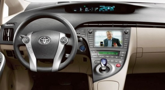 Elop navigating your car