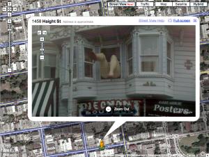 Google's Street View