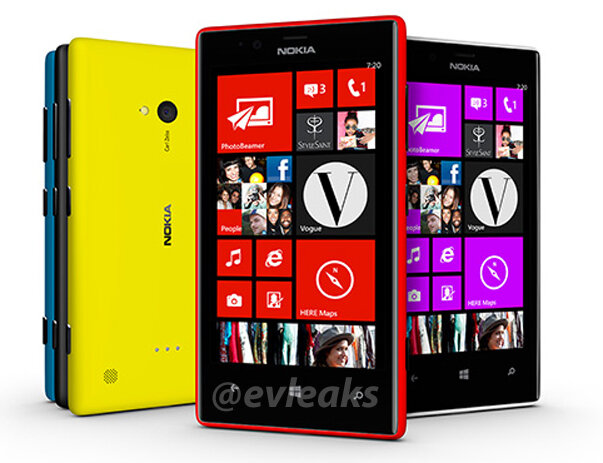 Nokia Lumia 720 leak