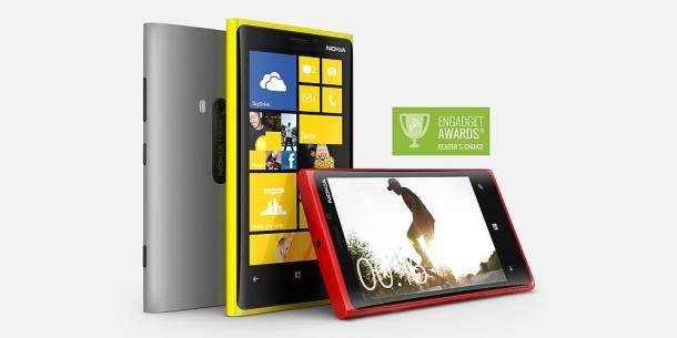 Nokia Lumia 920 Verizon