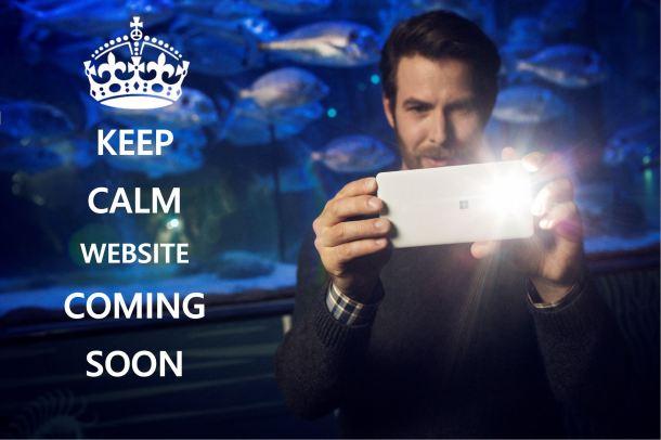 Website coming soon TMG image
