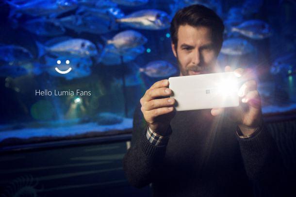 Hello Lumia fans